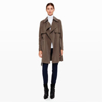 Lindy Soft Trench