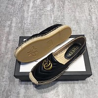 GUCCI Fisherman's shoes