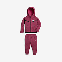 The Nike Tech Fleece Two-Piece Infant/Toddler Set.