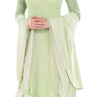 Womens Lord of the Rings Deluxe Queen Arwen Costume