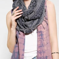 Staring At Stars Open-Weave Eternity Scarf