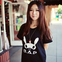 B.A.P T-Shirt [658] - $25.00 - To February ♥ Specializing in Asian Fashion, Korean Fashion, KPOP Merchandise, and KDRAMA Collectibles!
