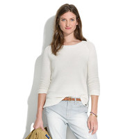 Perfect Textured Sweater - pullovers - shopmadewell's SWEATERS - J.Crew