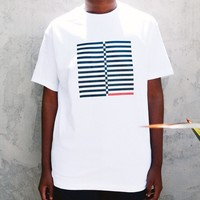 SEETHROUGH T-SHIRTS White by Antimatter