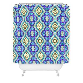 Lisa Argyropoulos Guinevere Shower Curtain