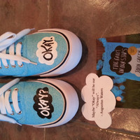 """The Fault in Our Stars """"Okay"""" Shoes"""