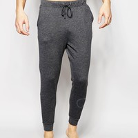 Calvin Klein Utility Cuffed Joggers In Slim Fit at asos.com