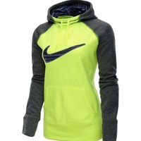 Nike Women's Swoosh Out Printed Hoodie | DICK'S Sporting Goods