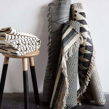 Rug Ad0230, grey — Bodie and Fou - Award-winning inspiring concept store