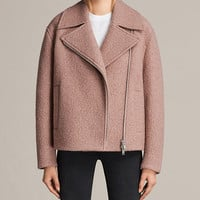 ALLSAINTS US: Women's Coats, shop now.