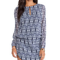 Rory Beca Bronx Dress in Blue