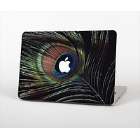 "The Dark Peacock Spread Skin Set for the Apple MacBook Pro 13"" with Retina Display"