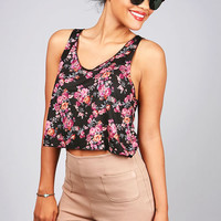 Floral Fate Tank