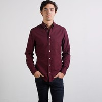The Slim Fit Oxford
