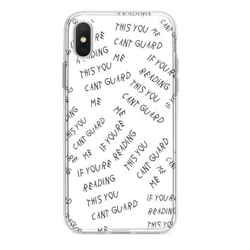 CANT GUARD ME IPHONE CASE
