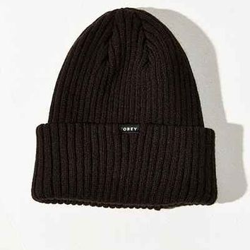OBEY Linden Beanie - Urban Outfitters
