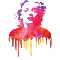 Marilyn Art Print by Fimbis | Society6