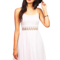 Dulce Lace Dress - Lace Dresses at Pinkice.com