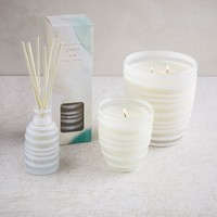 Waterscape Candles + Diffuser - Linen