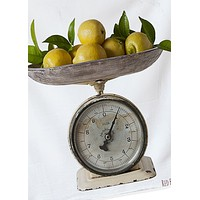 Scale with Lemons
