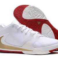 Nike Zoom Freak 1 PE - White/Gold
