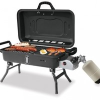 Blue Rhino GBT1030 Portable Propane Barbecue Grill with Griddle and Stove (Discontinued by Manufacturer)