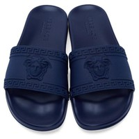 Versace slippers-4