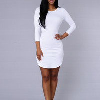 Tammy Tunic - White