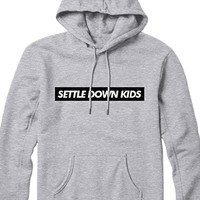 Settle Down Kids Merch - Official Online Store on District Lines