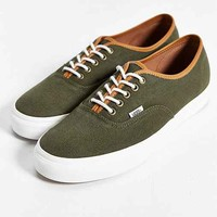 Vans Authentic Leather Trim