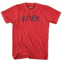 Kobe Vintage City Adult Tri-Blend T-shirt