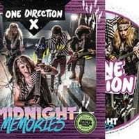 Midnight Memories Vinyl for Record Store Day (19th April)