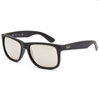 Ray-Ban Justin Sunglasses Black Combo One Size For Men 25842914901