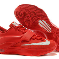 KD7 Red & White's