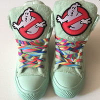 Ghostbuster Hippy handmade kicks