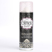 Iridescent Glitter Dust Spray - Mediums and Finishes - Painting Supplies - Craft Supplies