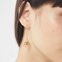 KOPI Eye Threader Earring | Urban Outfitters