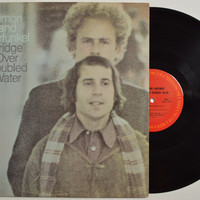 "SIMON & GARFUNKEL - ""Bridge Over Troubled Water"" vinyl record"