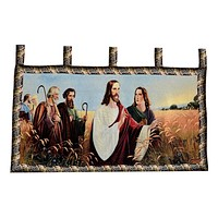 Tache 43 x 23 The Apostles Tapestry Woven Wall Hanging Art (12932)