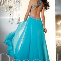 Open Back Gown by Panoply