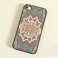 Totem Frosted Painting Phone Case For iPhone 5
