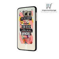 say hello to summer For Samsung Galaxy S6| S6 Edge Case
