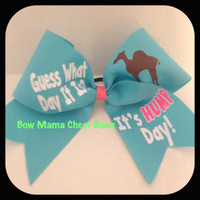 Hump Day Cheer Bow