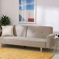 Bella Reclining Sleeper Sofa | Urban Outfitters