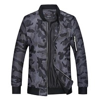 Spring Autumn Mens Casual Camouflage Hoodie Jacket Men Waterproof Clothes Men's Windbreaker Coat Male Outwear M-4XL