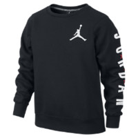 Jordan Flight Classic Fleece Crew Boys'