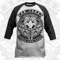 For Today - Torches Baseball Shirt