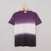 Y.M.C. Spray Tee (Purple) | Oi Polloi