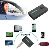ELEGIANT 3.5mm Wireless Bluetooth V3.0+EDR Home Car AUX Stereo Audio Music Receiver +Mic