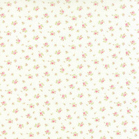 Bespoke Blooms by Brenda Riddle for Moda Fabrics, #1862111, rosebud fabric